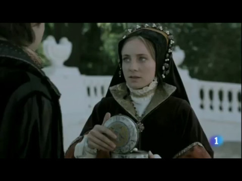 Mary Tudor in 'Carlos, Rey Emperador' - Philip II goes to England to marry Queen Mary