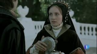 Mary Tudor in 'Carlos, Rey Emperador' - Philip II goes to England to marry Queen Mary