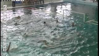 События спорт 27.10.2013 (водное поло)
