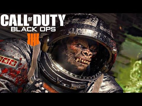 Call of Duty Black Ops 4 - The Grand Heist DLC BLACKOUT Gameplay thumbnail