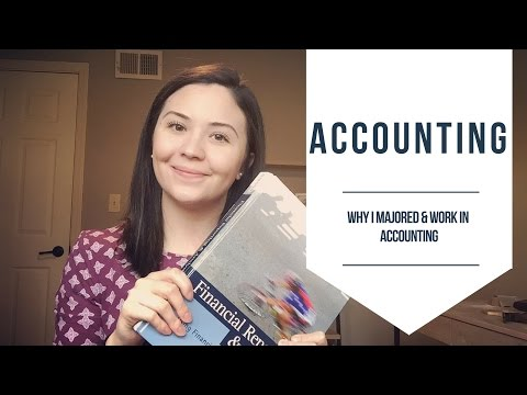 Why I Chose Accounting
