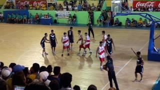 Palarong Pambansa: Basketball semifinals Region 6 WVRAA vs CALABARZON