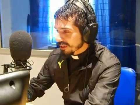 Padre Andres en Radio Corazón