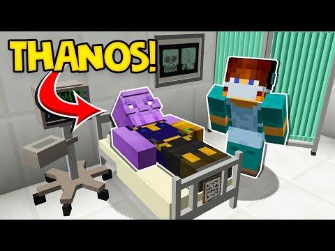 CIRURGIA NO THANOS ! Guerra Infinita O Filme - ( Minecraft Cirurgia ) thumbnail