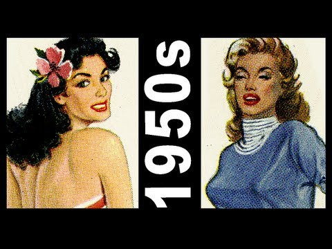 rare-1950's-pin-up-girls-vintage-erotica-hairstyles-fashion-hair-1956-dandy-trading-cards