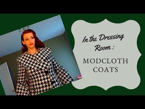 Modcloth and Me~ Coats!