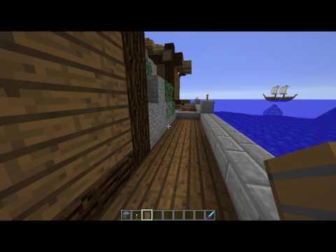 JET Plays Minecraft - Ep.0 - Just An Aesthetics Demo
