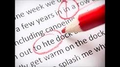 What do copy editors do?