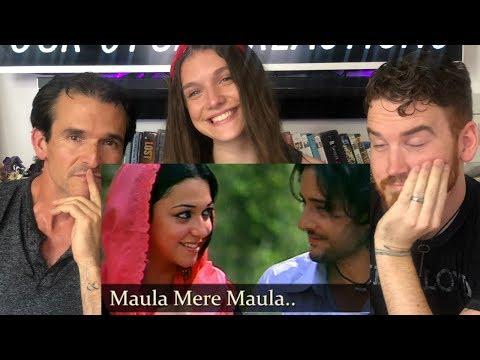 Maula Mere Maula Mere - Anwar - REACTION!!