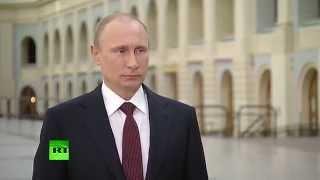 Владимир Путин о долге Украины за газ: Мы не можем ждать вечно