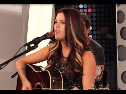 "CASSADEE POPE ""WASTING ALL THESE TEARS"" ACOUSTIC LIVE PERFORMANCE"