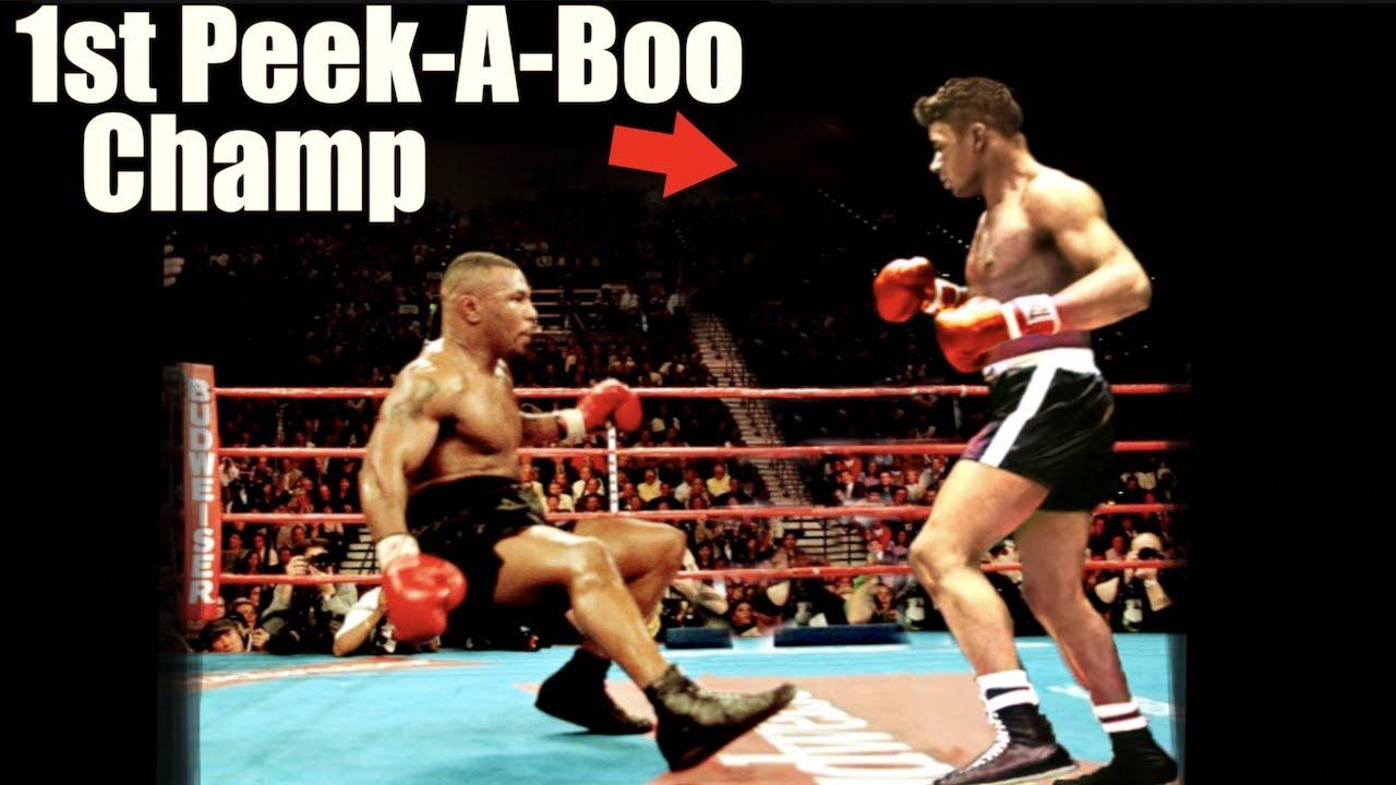 Patterson's Peekaboo Boxing & Gazelle Punch Explained - Technique Breakdown