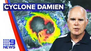 Tropical Cyclone Damien Brewing Off Wa Coast