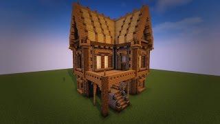 minecraft casa para survival uma