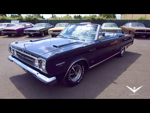 The Restoration Of This 1967 Plymouth Gtx Convertible Is Beautiful Graveyard Carz