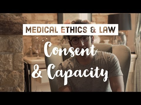 Consent, Capacity and Jehovah's Witnesses - Medical Ethics & Law for interviews