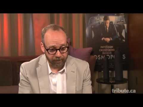 Paul Giamatti - Cosmopolis Interview with Tribute