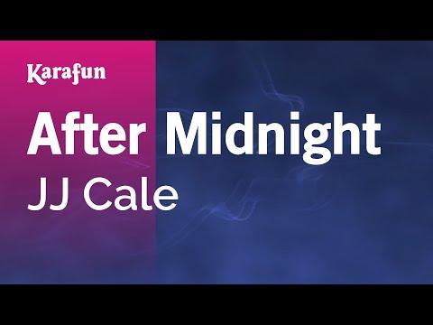 Karaoke After Midnight - JJ Cale *