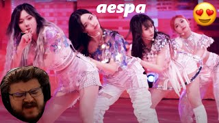 Download lagu aespa 에스파 'Next Level' The Performance Stage #3 MY Reaction