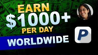How To Earn $1000 Per Day With Affiliate Marketing [