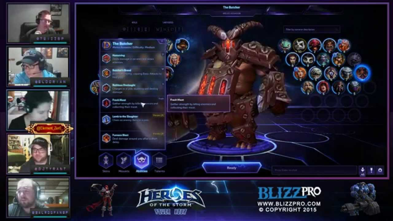 Hots   Kerrigan Build