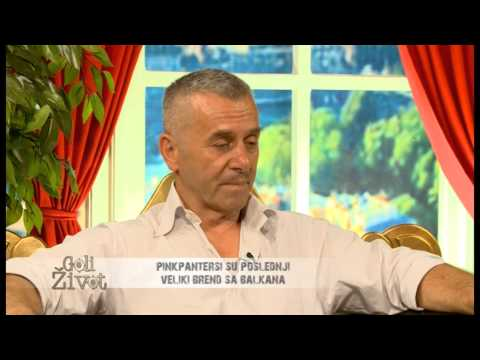 Goli Zivot - Rajko Causevic - Pink Panters - (TV Happy 22.6.2015)