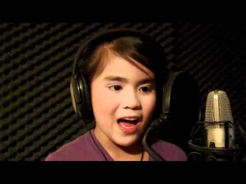 When You Tell Me That You Love Me (COVER) Diana Ross - Megan Mamplata 10y/o