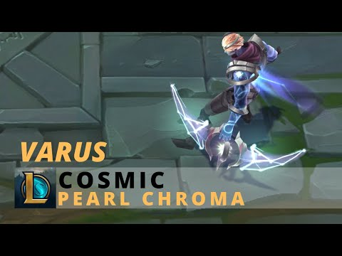 Cosmic Varus Pearl Chroma - League Of Legends