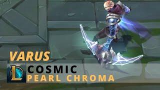 Cosmic Varus Pearl Chroma - League Of Legends