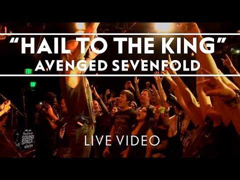 Avenged Sevenfold  Hail to the King KROQ Fright Night