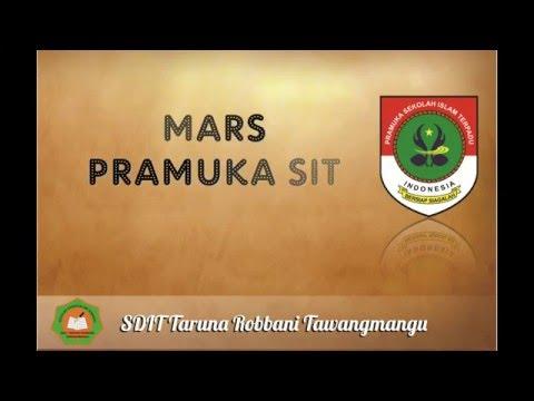 MARS PRAMUKA SIT Dengan Lirik
