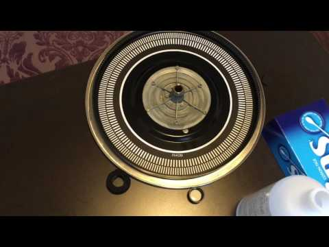 Garrard Zero 100 Restoration- Part 1 - YouTube