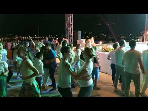 Ohrid Summer Festival Dance Performance