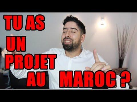 Download Youtube: TU AS UN PROJET AU MAROC ?