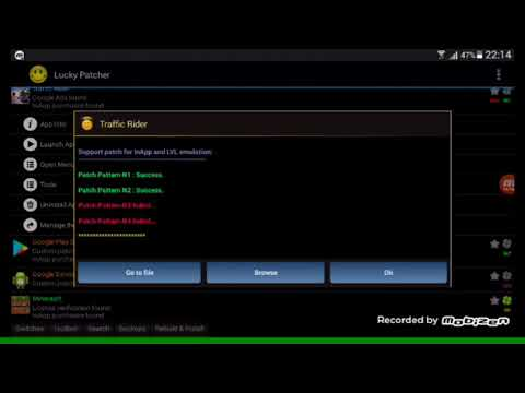 How to hack traffic rider with lucky patcher[no root] easy
