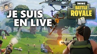🔴 LIVE 🇫🇷 [FORTNITE BATTLE ROYALE] BUG FORTNITE THAT SOLO DISPO GO TOP 1!!