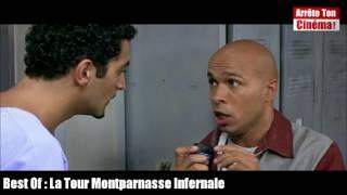 La Tour Montparnasse Infernale on est à la tour montparnasse, il y un chinois un belge (blague)