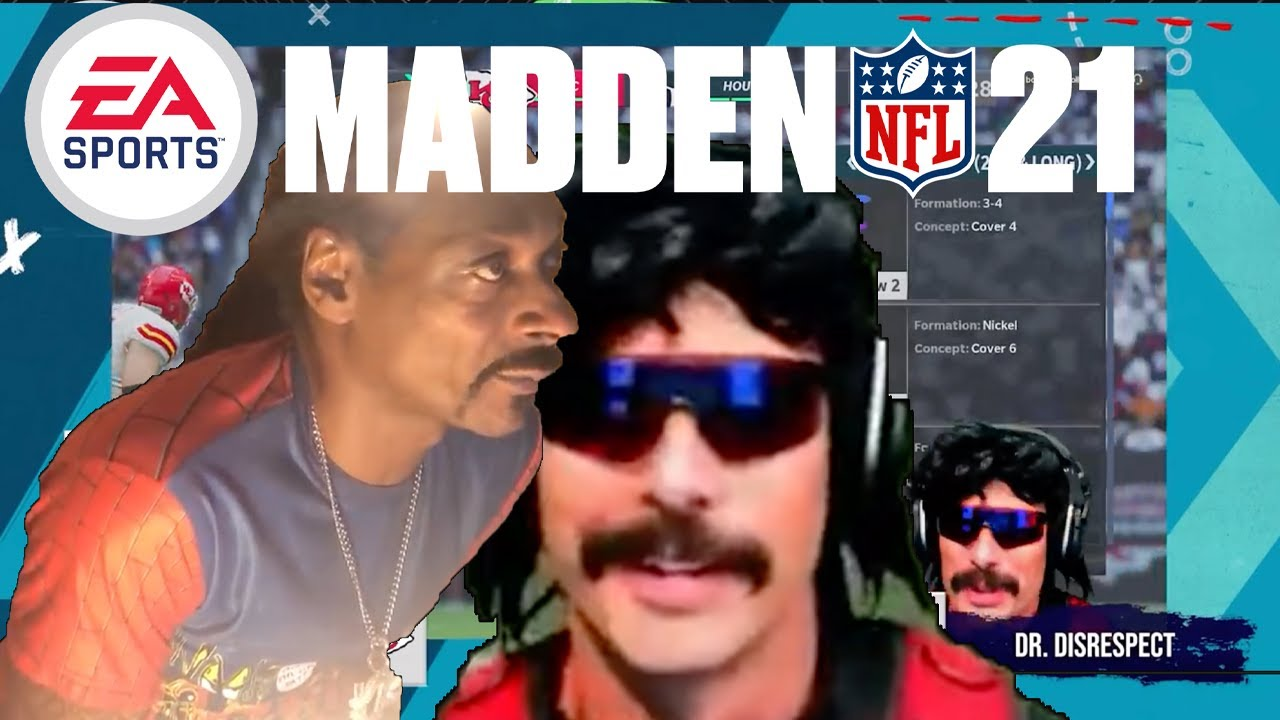 One of the Biggest Gamers on the Internet vs Snoop Dogg??? | Madden 21' Tailgate