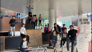 [Parkour for ALL] 힘센발 파쿠르 2019 시즌3