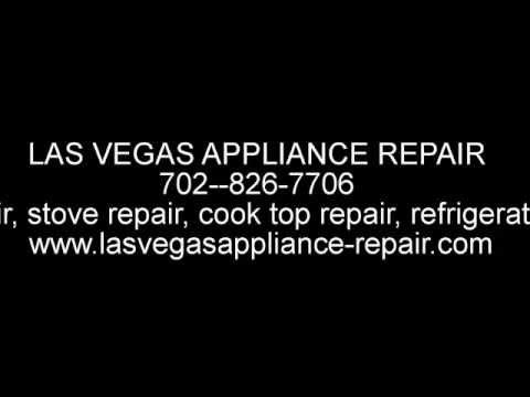 Las Vegas Appliance Repair 702-826-7706