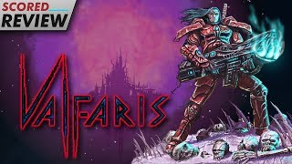 Valfaris – SCORED REVIEW | Into the Pantheon of Action Games! (Video Game Video Review)