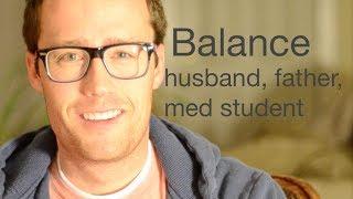 Married with children in med school