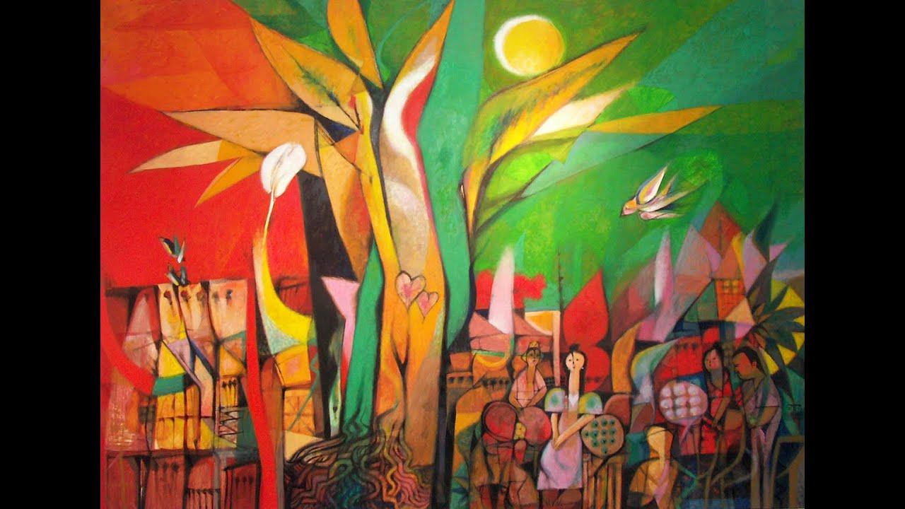 Mauro Malang Santos Philippine Art Gallery