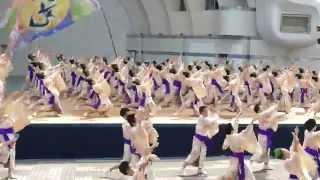2014年8月23-24日、原宿・表参道の5会場 にて行われた「茜丸」の演舞を...
