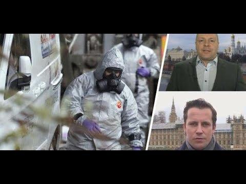Diplomatische Krise: London fährt die harte Linie - Moskau spricht von Verleumdung