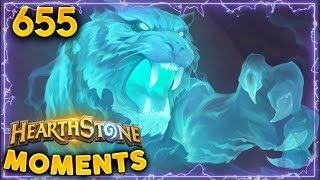 That Was Unexpected...!!   Hearthstone Daily Moments Ep. 655