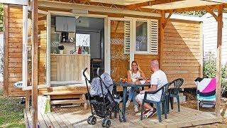 Mobil-home 4 personnes - Camṗing Le Petit Rocher**** en Vendée
