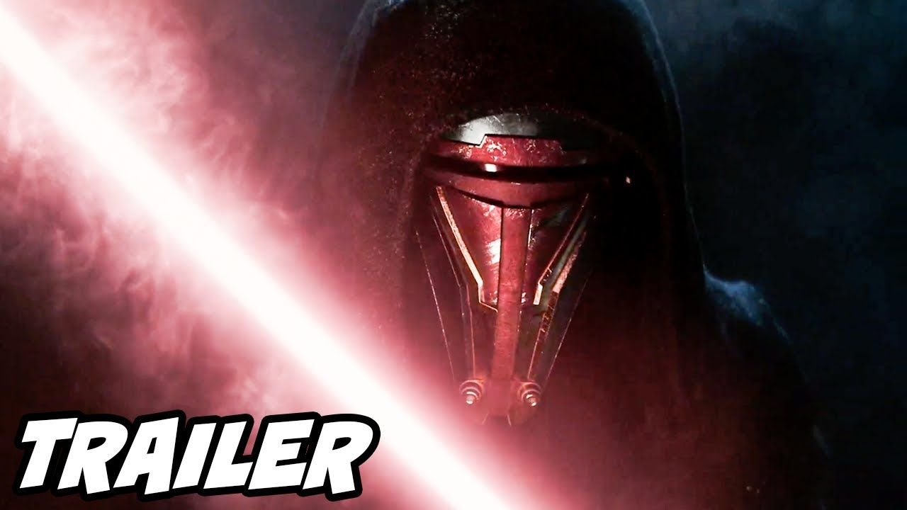 The KOTOR remake is coming to PC, too
