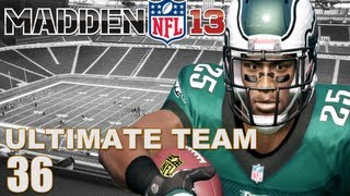 Madden 13 Ultimate Team : Best of The Best Moments Ep.36