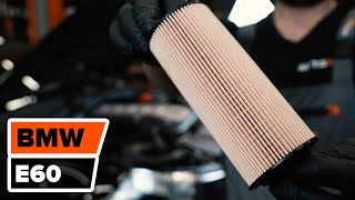 Самостоятелен ремонт на BMW Серия 5 - видео уроци за автомобил